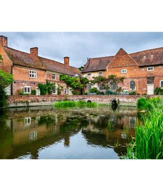 Flatford Mill Greetings Card