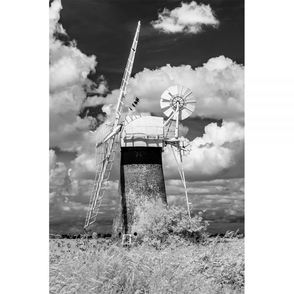Turf Fen Windpump